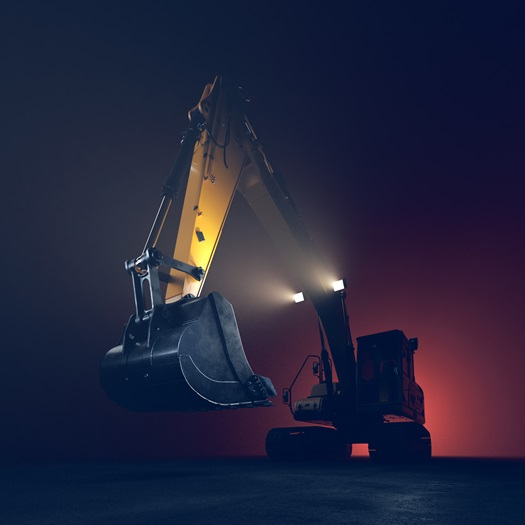The new Hyundai HX220AL Crawler Excavator