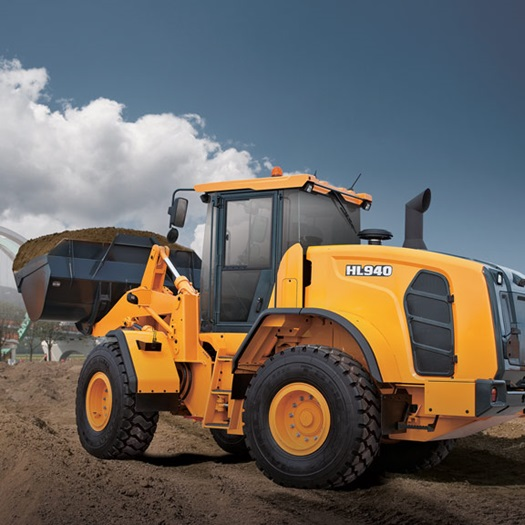 Hyundai HL940 Wheel Loader | Hyundai Construction Equipment